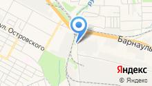 АЗС Промсиб на карте