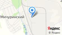 Биофабрика Кольцово на карте