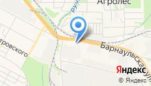 Автомастерская54 на карте