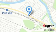 КДА-Сервис на карте