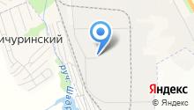 На Химзаводской на карте