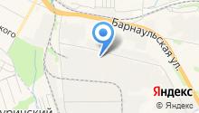 Борихинский на карте