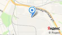 Динамика-Групп на карте
