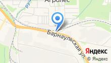 Сарканд на карте