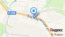 АвтоТайм на карте