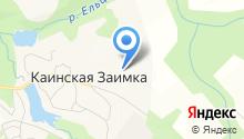 ЦМК на карте