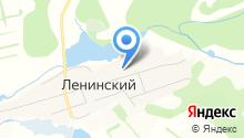 Ленинская средняя общеобразовательная школа №6 на карте