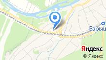 ДиА на карте