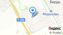 ЮрГрад на карте