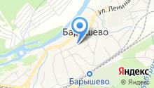ССИБ на карте