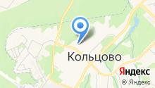 Кнопка на карте