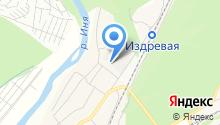 ИНТЕРВУД на карте
