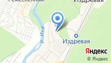 Детский дом на карте