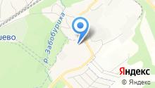 СТО на ул. Кольцово пос на карте