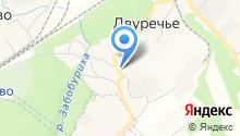 Професоръ Бутаковъ на карте