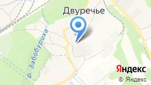 Эмити, ЗАО на карте