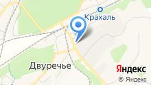 ЧЦМ на карте