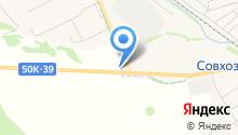 АЗС Гранд на карте