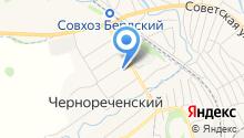 ЧКК, МУП на карте