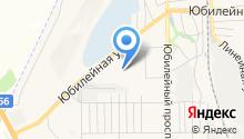 Территориальный орган Федеральной службы государственной статистики по Новосибирской области на карте