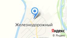 Березовское, МУП на карте