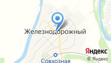 Почтовое отделение №556 на карте