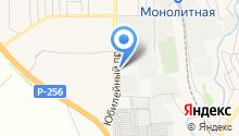 Территориальный отдел Управления Федеральной службы по надзору в сфере защиты прав потребителей и благополучия человека по Новосибирской области в Искитимском районе на карте