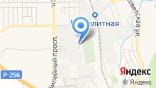 Авторазбор на Молдавской на карте