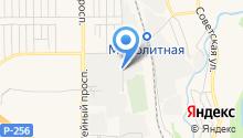 ДОКТОР КУЗОВА на карте