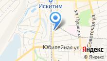SibActive на карте