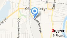 Искитим-Бердск-уголь, ЗАО на карте