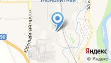Компания по продаже пиломатериалов на карте