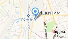 НСМК на карте