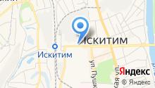 Нотариус Марчик С.И. на карте