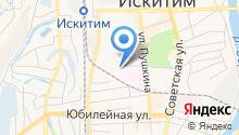 Искитимское ПТПО на карте