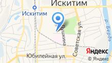 Городской информационно-технический центр на карте