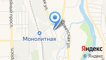Центр Немецкой культуры г. Искитима и Искитимского района на карте