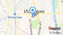 Охрана МВД России на карте