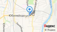 Банкомат, Банк Акцепт на карте