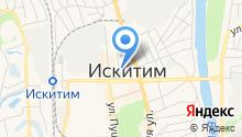 Отдел по труду Администрации г. Искитима на карте