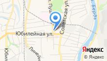 НОВОСИБИРСК-КАБЕЛЬ на карте