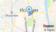 Ситилинк mini на карте