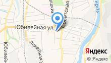 Банк Левобережный на карте