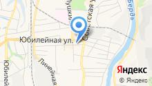 Градострой на карте