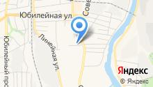 Городской информационно-технический центр, МУП на карте