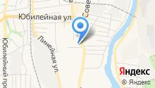 Новосибирская птицефабрика на карте