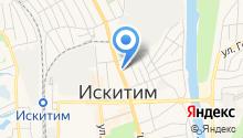 Отдел архивной службы Администрации Искитимского района на карте