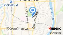 Искитимский городской историко-художественный музей на карте