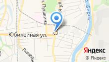 ДЛ+ на карте