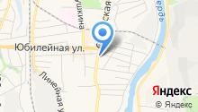 PRO service на карте